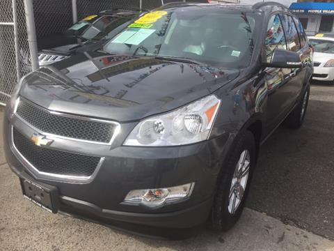 2010 Chevrolet Traverse for sale in Middle Village, NY