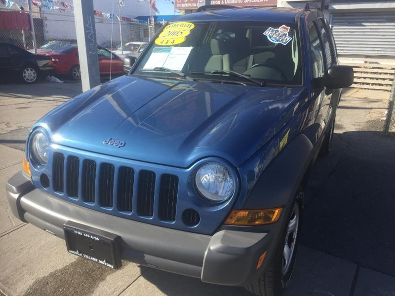 2005 Jeep Liberty For Sale At Middle Village Motors In Middle Village NY