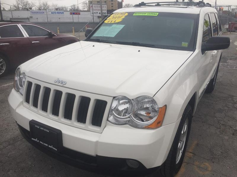 2010 Jeep Grand Cherokee For Sale At Middle Village Motors In Middle  Village NY