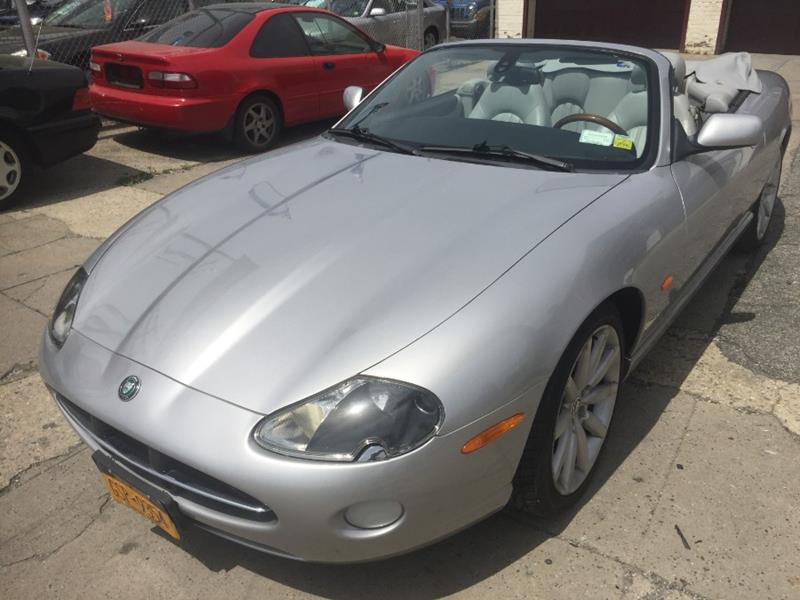 2005 Jaguar XK Series For Sale At Middle Village Motors In Middle Village NY