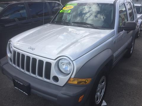 2005 Jeep Liberty for sale in Middle Village, NY