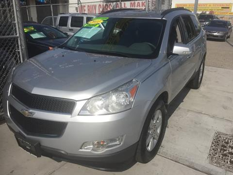 2011 Chevrolet Traverse for sale in Middle Village, NY