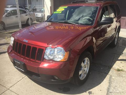 2008 Jeep Grand Cherokee for sale in Middle Village, NY