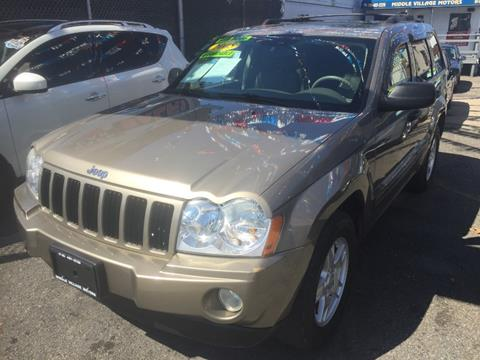 2005 Jeep Grand Cherokee for sale in Middle Village, NY