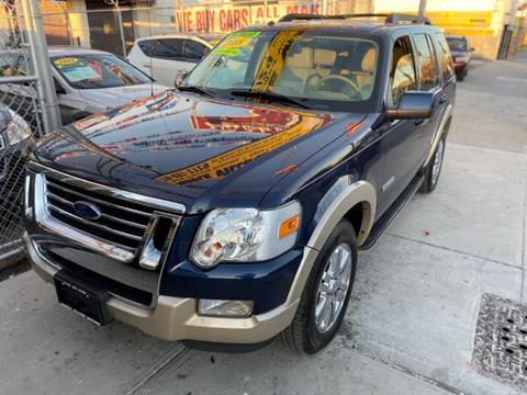 2008 Ford Explorer for sale in Middle Village, NY