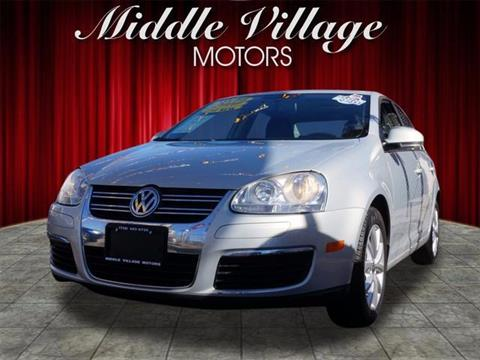 2010 Volkswagen Jetta for sale at Middle Village Motors in Middle Village NY