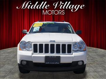 2008 Jeep Grand Cherokee for sale at Middle Village Motors in Middle Village NY