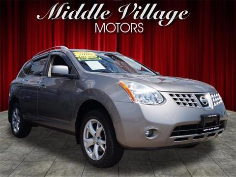 2008 Nissan Rogue for sale at Middle Village Motors in Middle Village NY