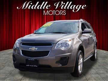 2010 Chevrolet Equinox for sale at Middle Village Motors in Middle Village NY