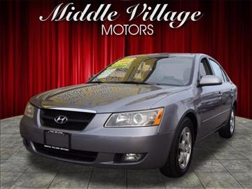 2006 Hyundai Sonata for sale at Middle Village Motors in Middle Village NY
