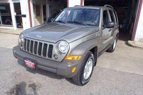 2006 Jeep Liberty for sale in Eastlake, OH