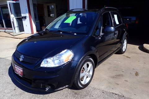 2008 Suzuki SX4 Crossover for sale in Eastlake, OH