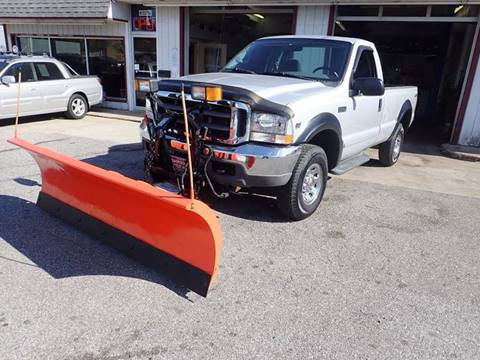 2002 Ford F-250 Super Duty for sale in Eastlake, OH