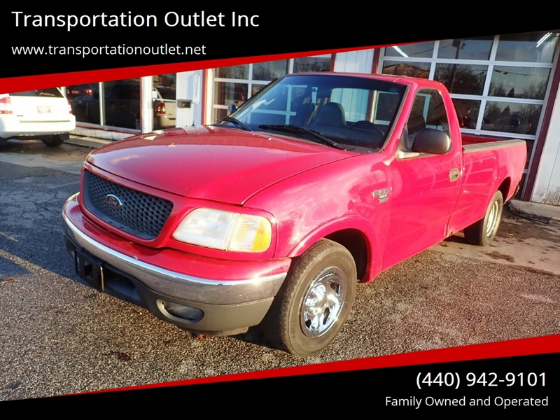 2004 ford f150 heritage abs light on