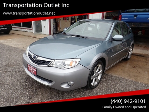 2009 Subaru Impreza for sale in Eastlake, OH