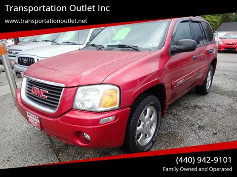 2004 GMC Envoy for sale in Eastlake, OH