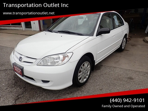 2004 Honda Civic for sale in Eastlake, OH