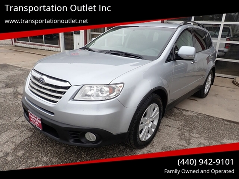2012 Subaru Tribeca 3.6R Limited for sale at Transportation Outlet Inc in Eastlake OH