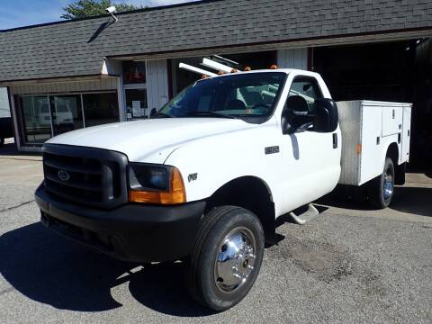 1999 Ford F-450 Super Duty for sale at Transportation Outlet Inc in Eastlake OH