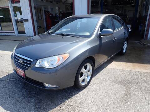 2008 Hyundai Elantra for sale at Transportation Outlet Inc in Eastlake OH