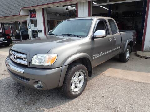 2005 Toyota Tundra for sale at Transportation Outlet Inc in Eastlake OH