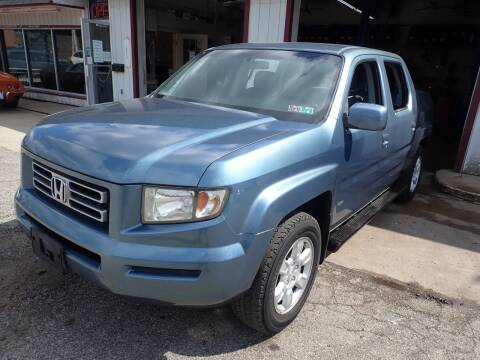 2006 Honda Ridgeline for sale at Transportation Outlet Inc in Eastlake OH