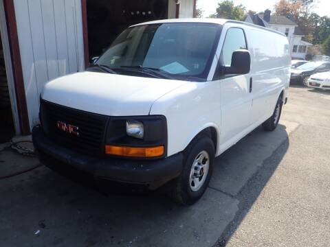 2005 GMC Savana Cargo for sale at Transportation Outlet Inc in Eastlake OH