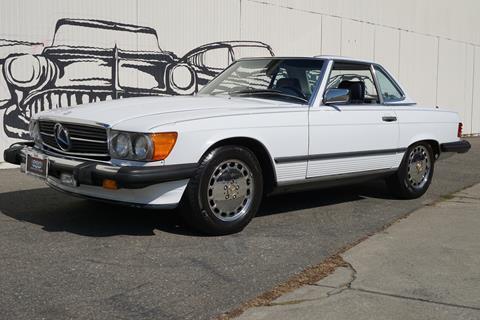 1988 Mercedes-Benz 560-Class for sale in Pleasanton, CA