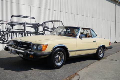 1979 Mercedes-Benz 450-Class for sale in Pleasanton, CA