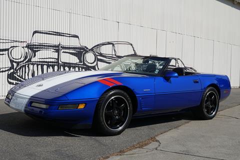 1996 Chevrolet Corvette for sale in Pleasanton, CA