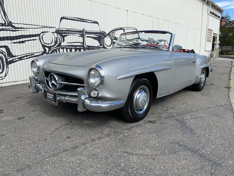 1959 Mercedes-Benz 190-Class for sale in Pleasanton, CA