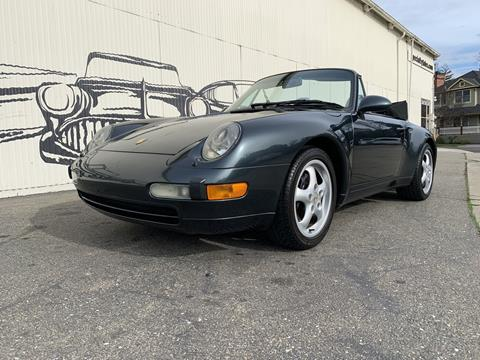 1995 Porsche 911 for sale in Pleasanton, CA