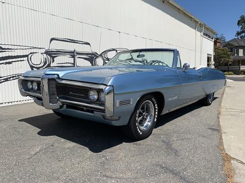 1968 Pontiac Bonneville for sale in Pleasanton, CA