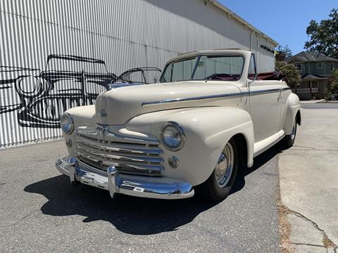 1948 Ford Super Deluxe for sale in Pleasanton, CA