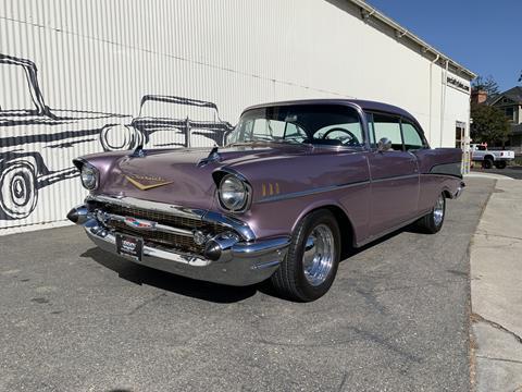1957 Chevrolet Bel Air for sale at Specialty Sales in Pleasanton CA