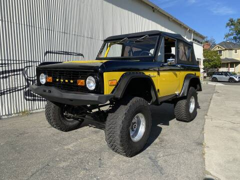 Used 1970 Ford Bronco For Sale In Oregon Carsforsale Com