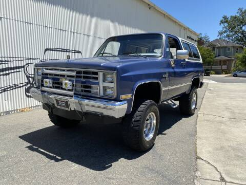 Used 1988 Chevrolet Blazer For Sale Carsforsale Com