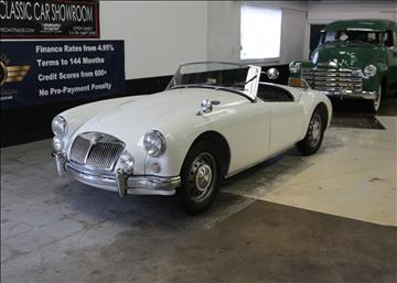 1957 MG MGA for sale in Pleasanton, CA