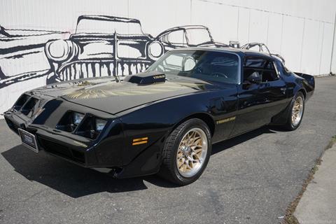 1979 Pontiac Firebird for sale in Pleasanton, CA