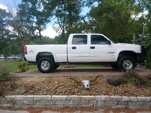 2007 Chevrolet Silverado 2500HD Classic for sale at Texas Truck Sales in Dickinson TX