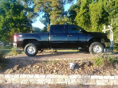 2010 GMC Sierra 2500HD for sale at Texas Truck Sales in Dickinson TX