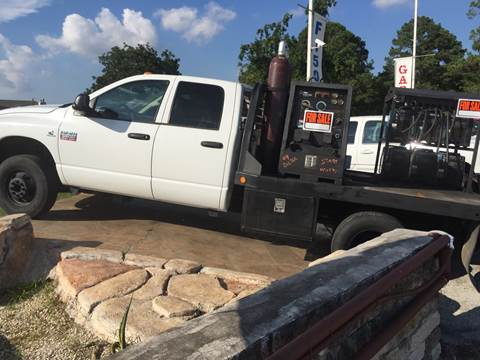 2007 Dodge Ram Chassis 3500 for sale in Dickinson, TX