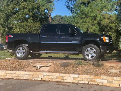 2013 GMC Sierra 2500HD for sale at Texas Truck Sales in Dickinson TX