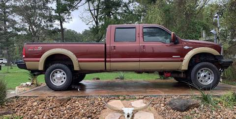 2005 Ford F-250 Super Duty for sale at Texas Truck Sales in Dickinson TX