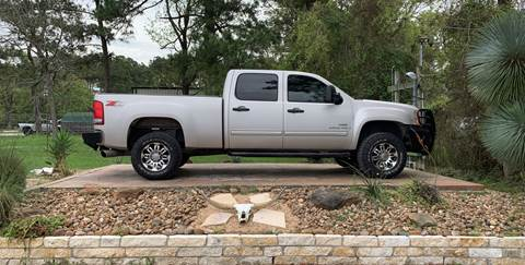 2008 GMC Sierra 2500HD for sale in Dickinson, TX