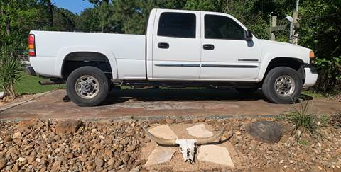 2004 GMC Sierra 2500HD for sale in Dickinson, TX