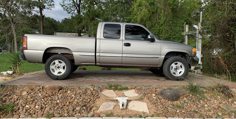 2000 Gmc Sierra 1500 3dr Sl Extended Cab Sb In Dickinson Tx