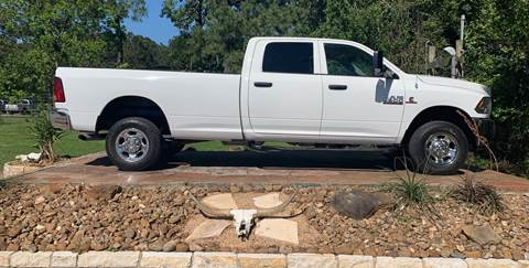 2013 RAM Ram Pickup 2500 for sale at Texas Truck Sales in Dickinson TX