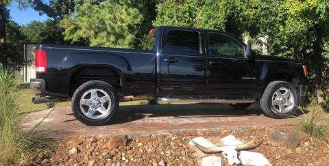 2011 GMC Sierra 2500HD for sale at Texas Truck Sales in Dickinson TX