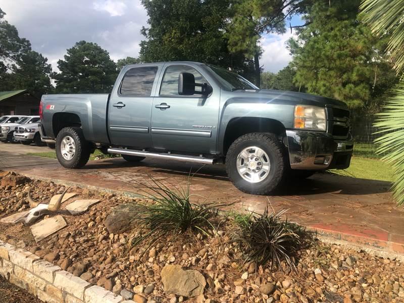 2009 Chevrolet Silverado 2500HD for sale at Texas Truck Sales in Dickinson TX